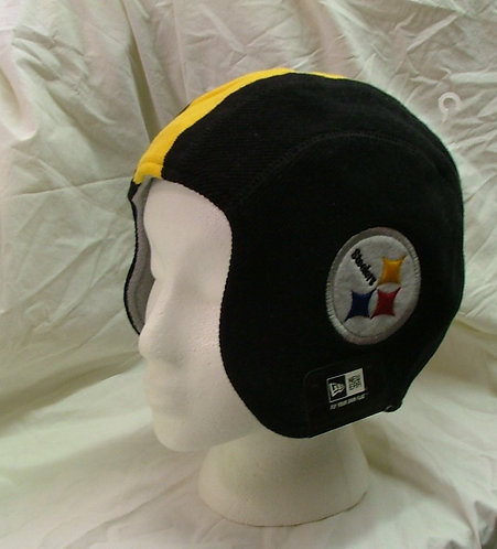 Soft Helmet Style Winter Steelers Hat