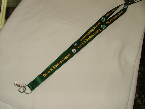 St Patricks Day Lanyard
