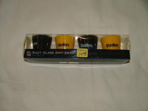Steeler Shot Glass Set