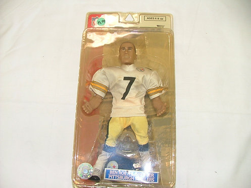 Ben Football Action Figure Doll