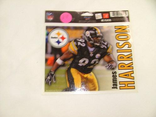 James Harrison Sticker