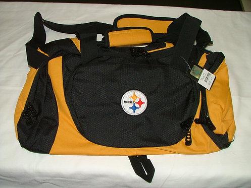 Black and Yellow Tote Bag