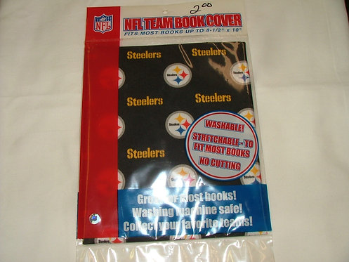Steeler Book Cover