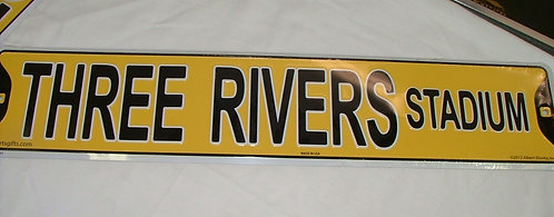 Three Rivers Sign