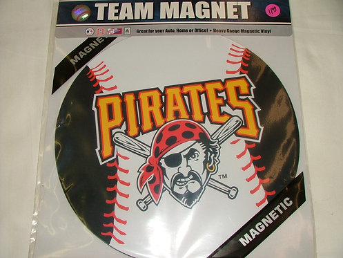 XLarge Pirates Magnet