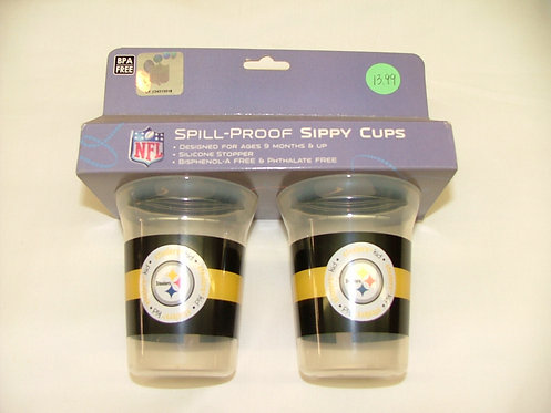 Steeler Sippy Cups