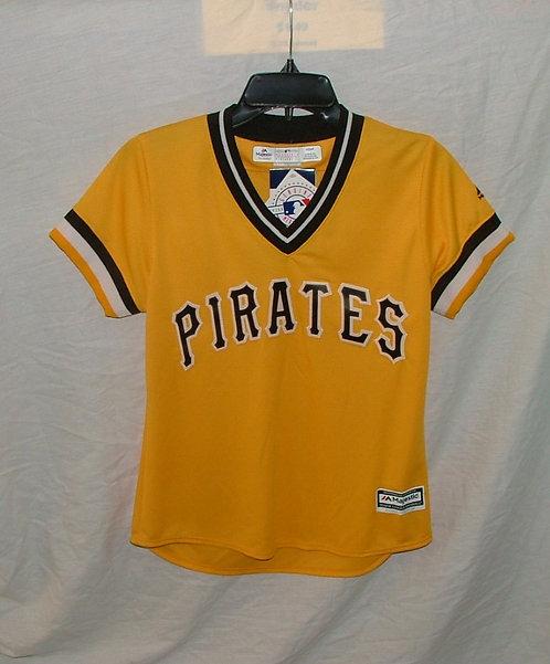 Womens Yellow Pirate Jersey