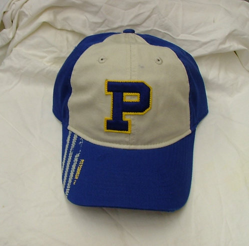 Blue and Gold Adjustable Hat