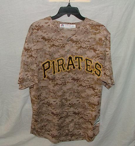 Digital Camo Pirates Jersey