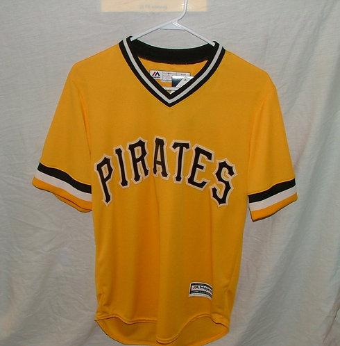 Yellow Pirate Jersey