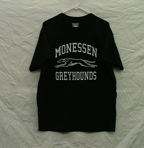 Black Monessen T-shirt