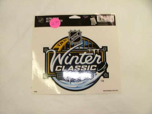 Winter Classic Sticker