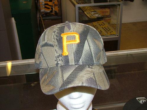 Camo P Hat