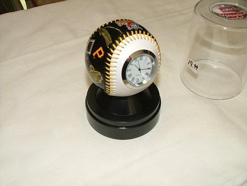 Pirates Baseball Clock