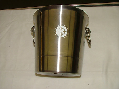 Steeler Ice Bucket