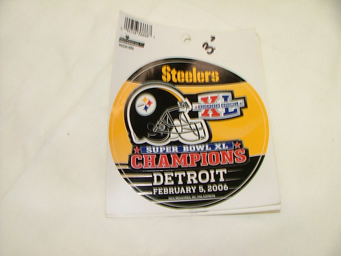 Super Bowl XL Sticker