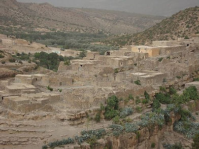 Historical Morocco.