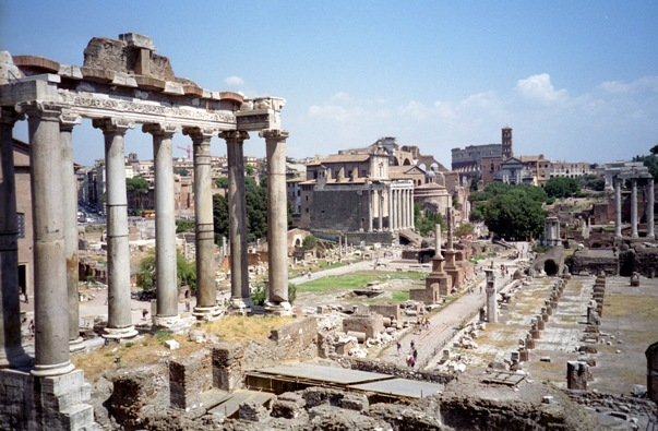 italy-the-forum