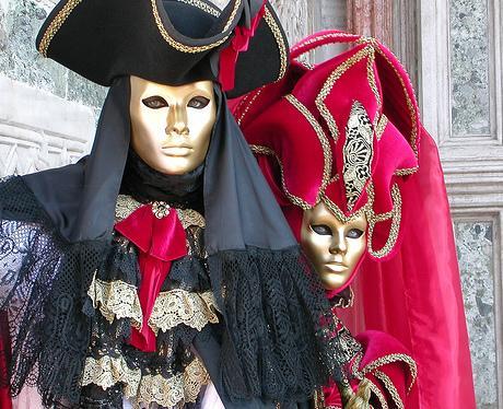 Masks - Venice - Italy