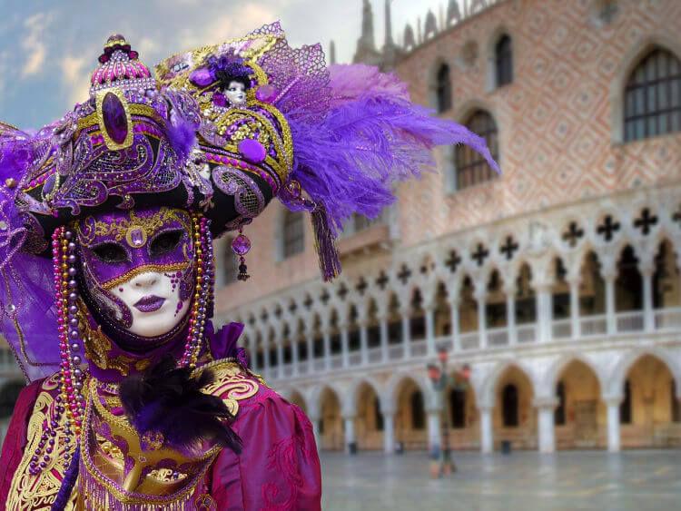 Venice - Italy - carnival