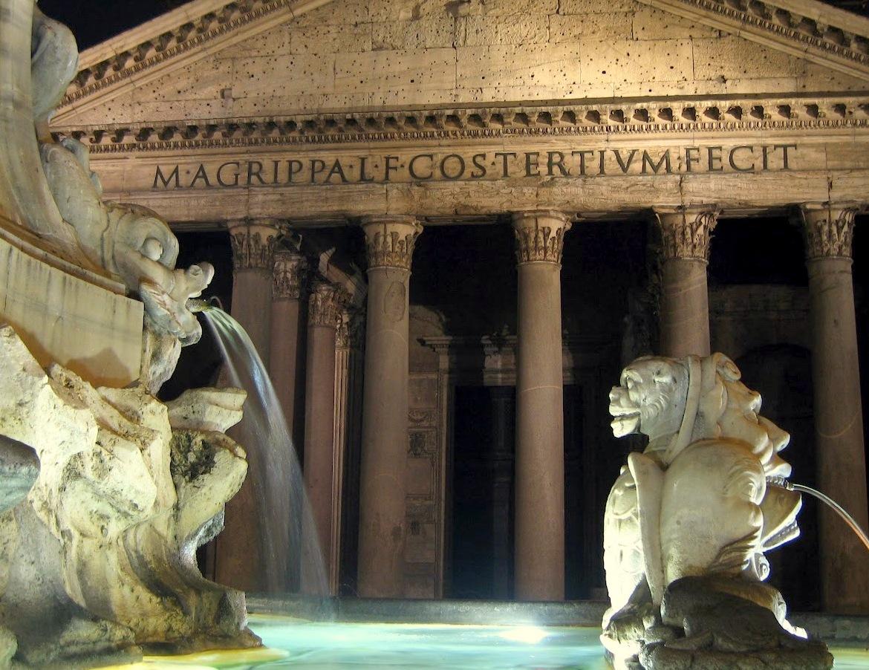 Pantheon_Rome_1