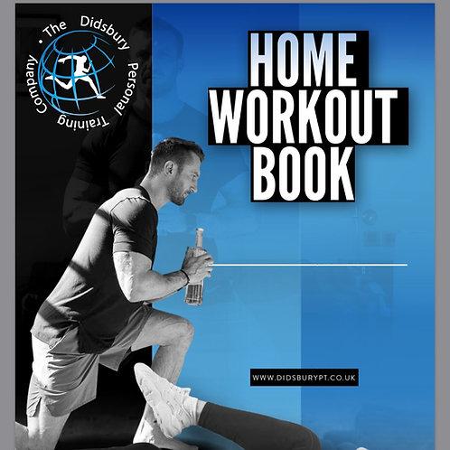 12 Week Home Training PDF