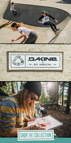 Dakine x Do Radical Collaboration 2017
