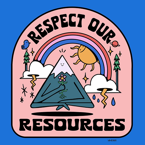 Respect Our Resources