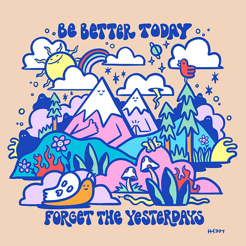 Be Better Today