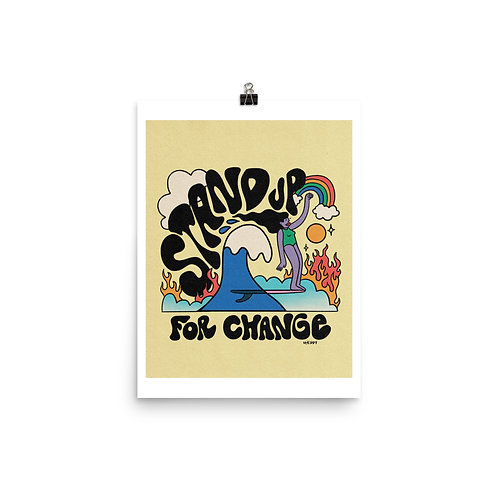 Stand Up For Change