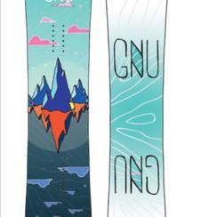 GNU Board Graphic 19/20