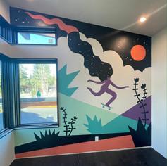 Residential Mural 2021