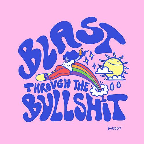 Blast Through