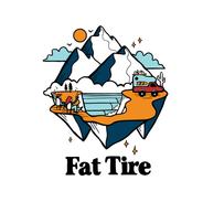 Fat Tire Shirt Design
