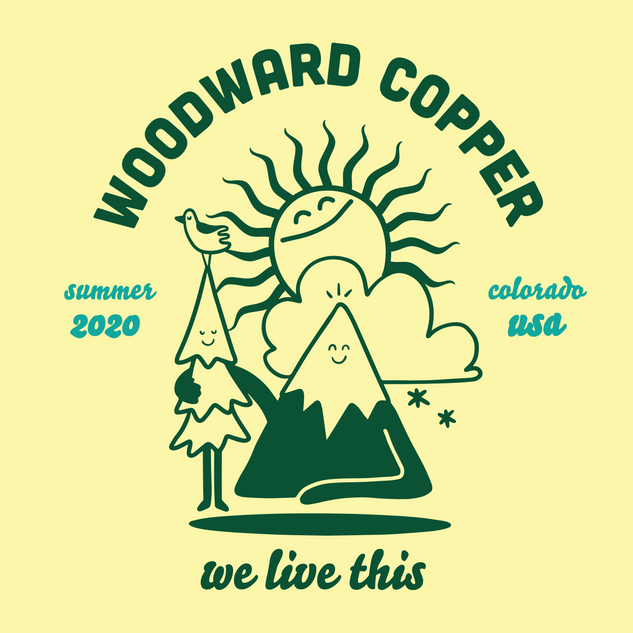 Woodward Copper Staff Shirt 2020