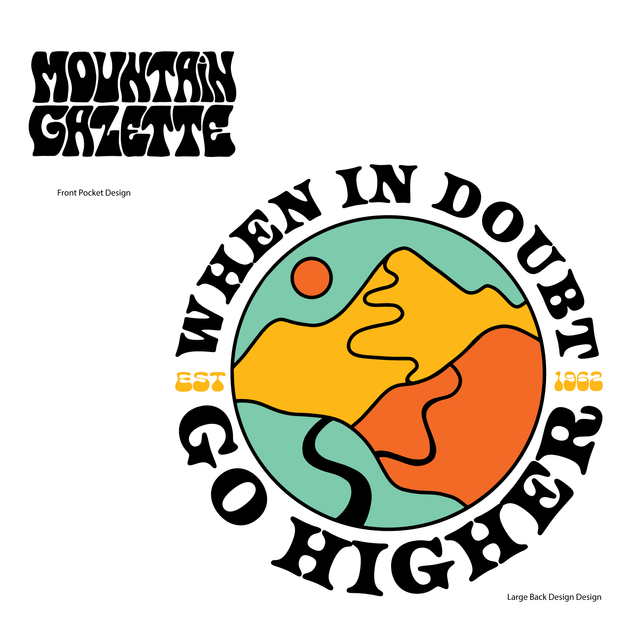 Mountain Gazette Design 2020