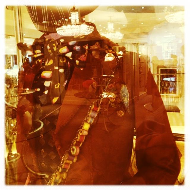 Johnny Depp's Mad Hatter costume