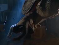 Jurassic Pk 2 T-Rex Kill