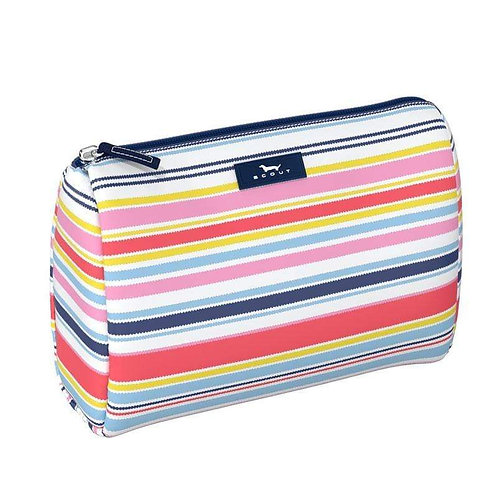 Packin' Heat Makeup/Toiletry Bag -Over The Rainbow