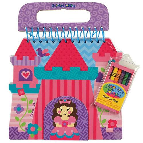 Princess Sketch Pad