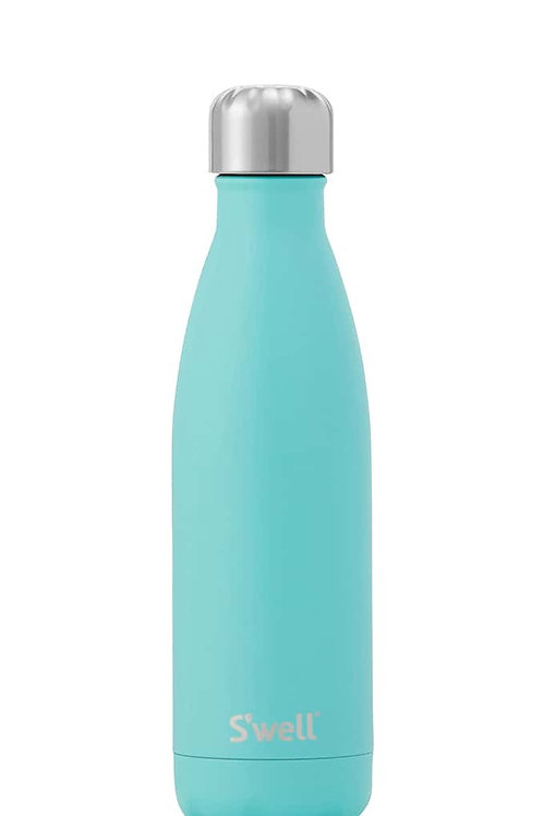 S'well Bottle 17 oz -Turquoise Blue