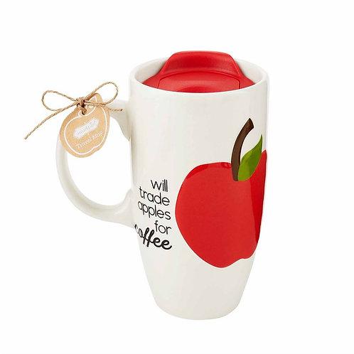 Will Trade Apples For Coffee Mug