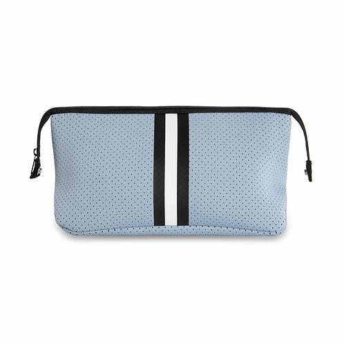 Erin Cosmetic Bag - Breeze Blue Haute Shore