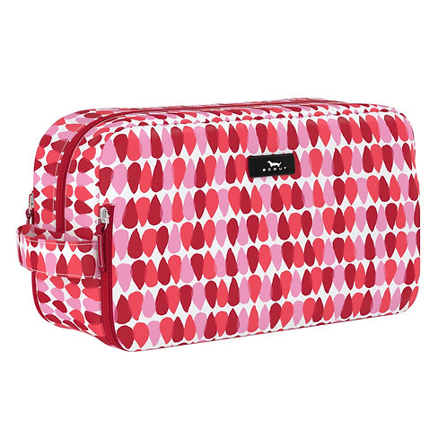 Glamazon Toiletry Bag - Raindrops On Roses