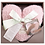 Thumbnail: Giving Collection - Pink Heart Pillow