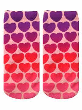 Hearts Living Royal Ankle Socks