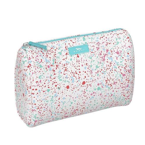 Packin' Heat Makeup/Toiletry Bag -Splatti LaBelle