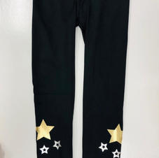 Gold Star Leggings $33 (was $44) Sizes: 7/8-16