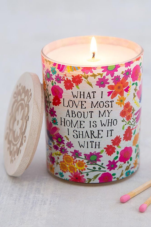 Candle - What I Love Most