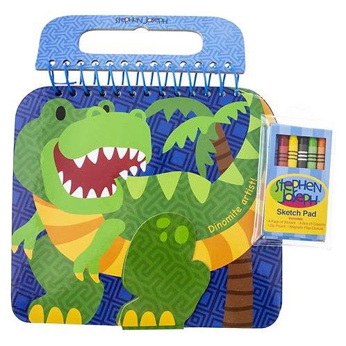 Dinosaur Sketch Pad